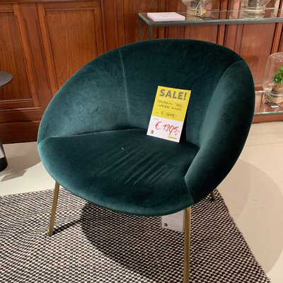 Fauteuil Walter Knoll