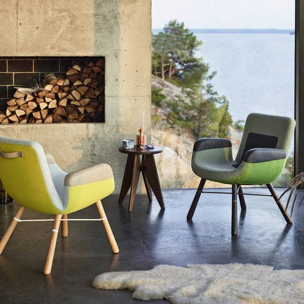 East river chair Vitra